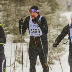 Skiing 90 km - Henrik Wilhelmsson (5854)