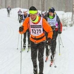 Skiing 90 km - Alf Söderlund (3275)