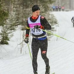 Skiing 90 km - Björn Appelgren (8776)