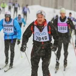 Skiing 90 km - Elias Björnestål (7846)