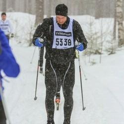 Skiing 90 km - Fredrik Stridh (5338)