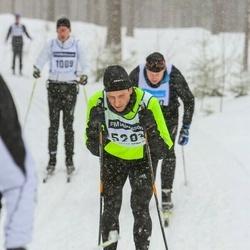 Skiing 90 km - Frans Stridh (5283)