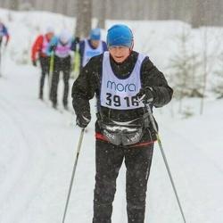 Skiing 90 km - Christina Granberg (3916)