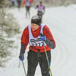 Skiing 90 km - Malte Guteland (7272)