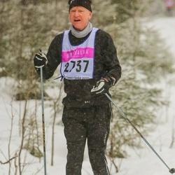 Skiing 90 km - Harald Peterson (2737)