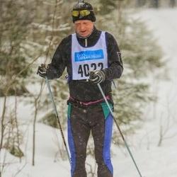 Skiing 90 km - Anders Öst (4022)