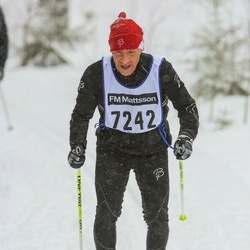 Skiing 90 km - Christer Ottosson (7242)