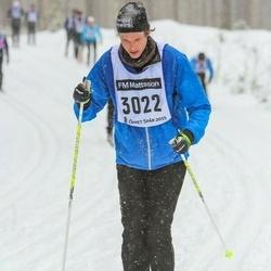 Skiing 90 km - Anton Albertsson (3022)