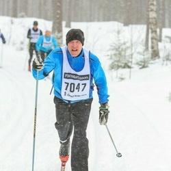 Skiing 90 km - Christer Björk (7047)