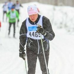Skiing 90 km - Björn Zethraeus (4465)
