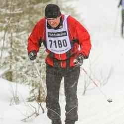Skiing 90 km - Alf Nilsson (7180)