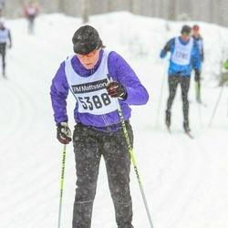Skiing 90 km - Helena Metcalfe (5388)