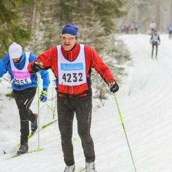 Skiing 90 km - Christer Westergren (4232)