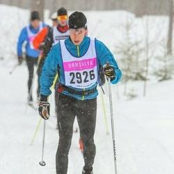 Skiing 90 km - Magnus Nilsson (2926)