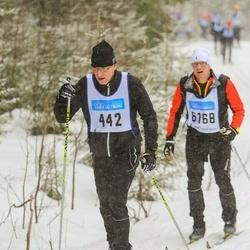 Skiing 90 km - Anders Öberg (442)