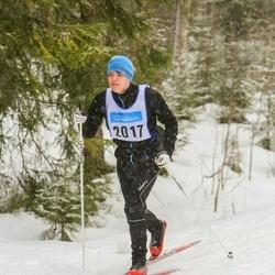 Skiing 90 km - Hugo Eriksson (2017)