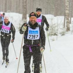 Skiing 90 km - Henrik Magnusson (2287)