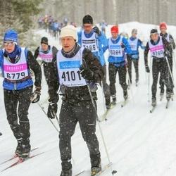 Skiing 90 km - Fredrik Meuller (4101)