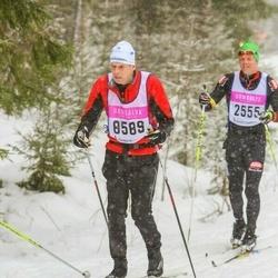 Skiing 90 km - Anders Erikson (8589)