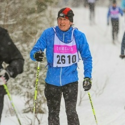 Skiing 90 km - Anders Adestedt (2610)