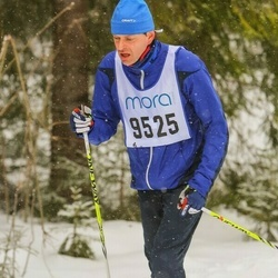 Skiing 90 km - Henrik Jönsson (9525)