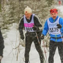 Skiing 90 km - Anders Toft Christiansen (8891)