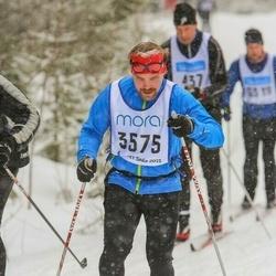 Skiing 90 km - Henrik Bjärvall (3575)