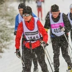 Skiing 90 km - Karin Svensson (5145)