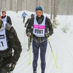 Skiing 90 km - Alexander Bertholds (8981)