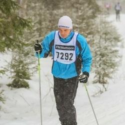 Skiing 90 km - Kristofer Sundman (7292)