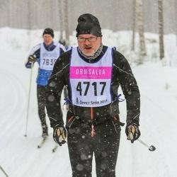Skiing 90 km - Bernt Svensson (4717)