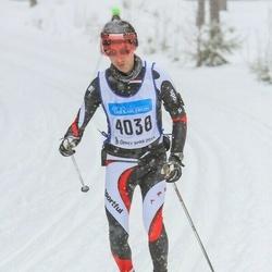 Skiing 90 km - Dmitry Sharafutdinov (4038)