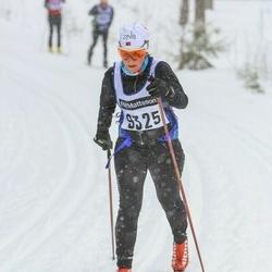 Skiing 90 km - Anne Håvi (9325)