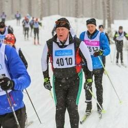 Skiing 90 km - Tommy Moritz (4010)