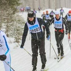 Skiing 90 km - Dirench Özdemir (10002)
