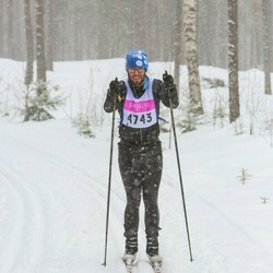 Skiing 90 km - Erik Sörheim (4743)