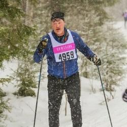 Skiing 90 km - Fredrik Larsson (4959)