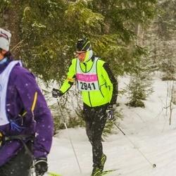 Skiing 90 km - Martin Edgren (2841)