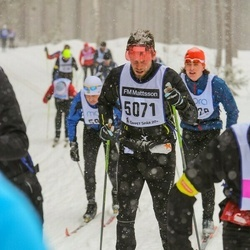 Skiing 90 km - Anders Stömne (5071)