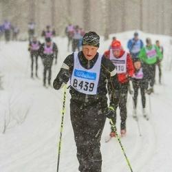 Skiing 90 km - David Wadbrant (8439)