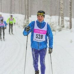 Skiing 90 km - Christer Paasikivi (528)