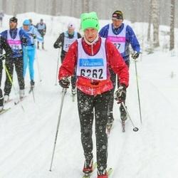 Skiing 90 km - Elisabeth Jonsson (6262)