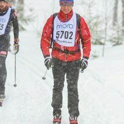Skiing 90 km - Janez Rebersak (5702)