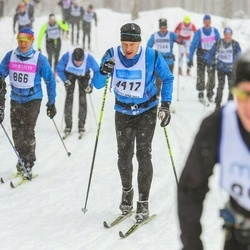 Skiing 90 km - Fredrik Thorbjörnsson (4417)
