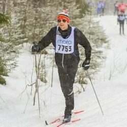 Skiing 90 km - Alexander Karlsson (7753)