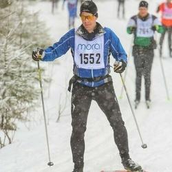Skiing 90 km - Daniel Broqvist (1552)