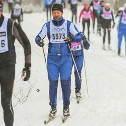 Skiing 90 km - David Bergman (3573)
