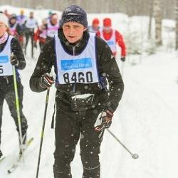 Skiing 90 km - Anders Bengtsson (8460)