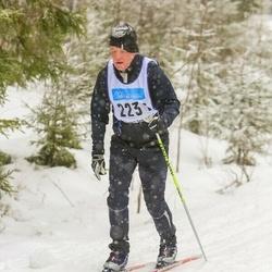 Skiing 90 km - Björn Andersson (2231)