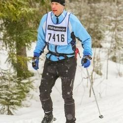 Skiing 90 km - Henrik Sandberg (7416)